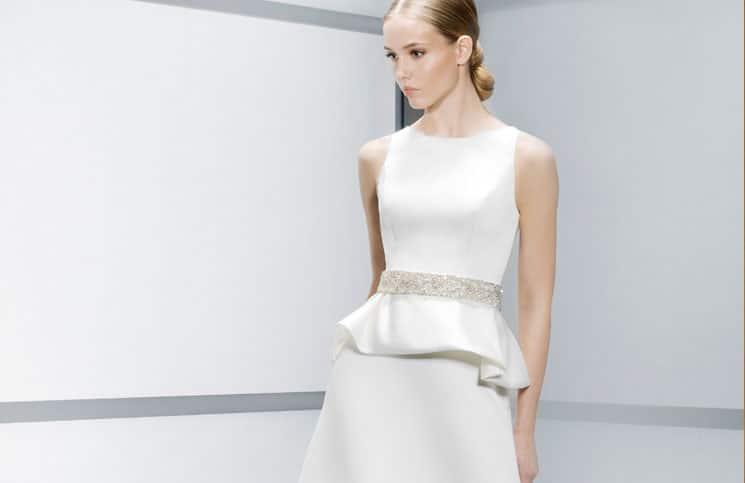 bruidsmode trends voor 2014