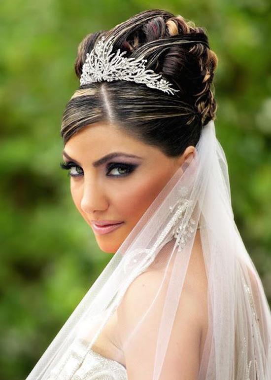 bruidssluier