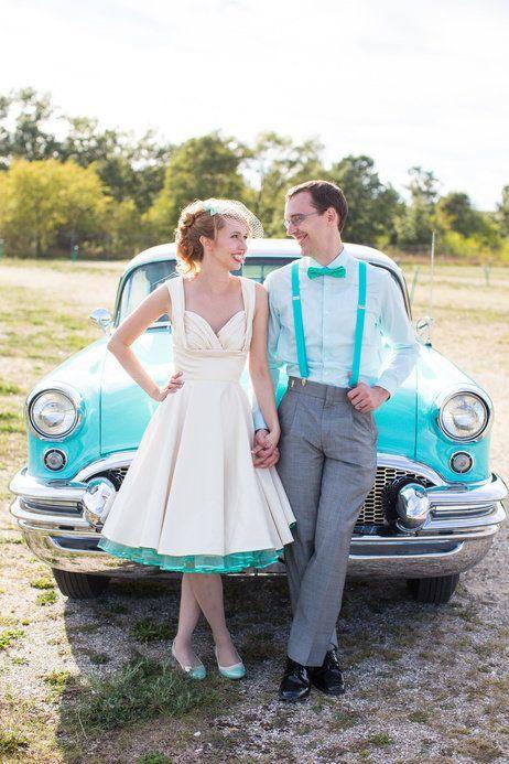 bruid en bruidegom match