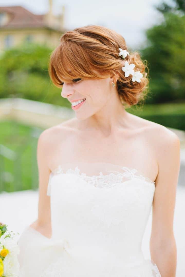 kapsels voor de bruid
