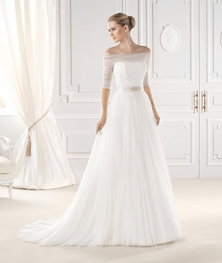 Populair la Sposa trouwjurk - In White @MV98
