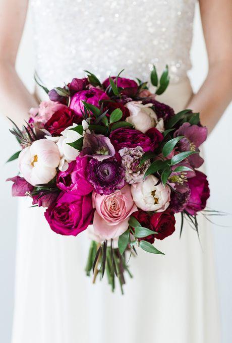 pioenrozen voor je bruidsboeket roze