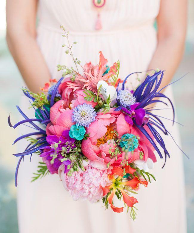 pioenrozen voor je bruidsboeket