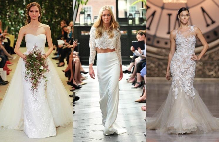 bruidsmode trends 2016