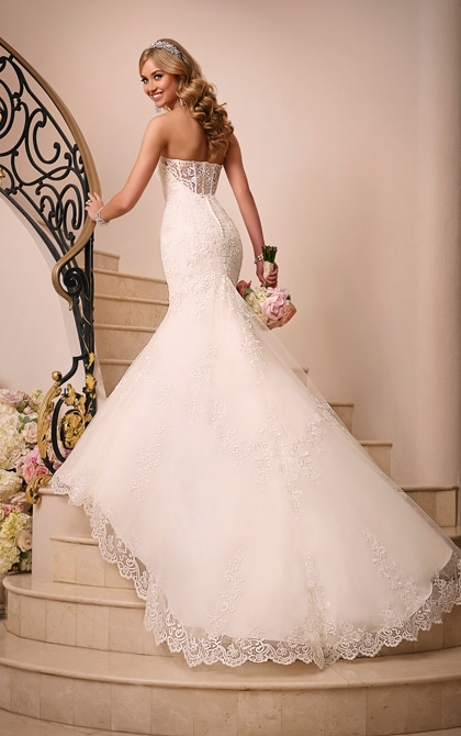 Pronovias - The trends for 2016
