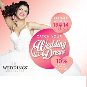 13 en 14 juni SALE Weddings