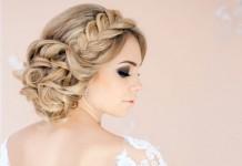 gevlochten bruidskapsels