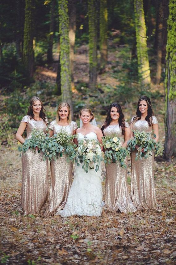 Sequin-Rose-Gold-Bridesmaids