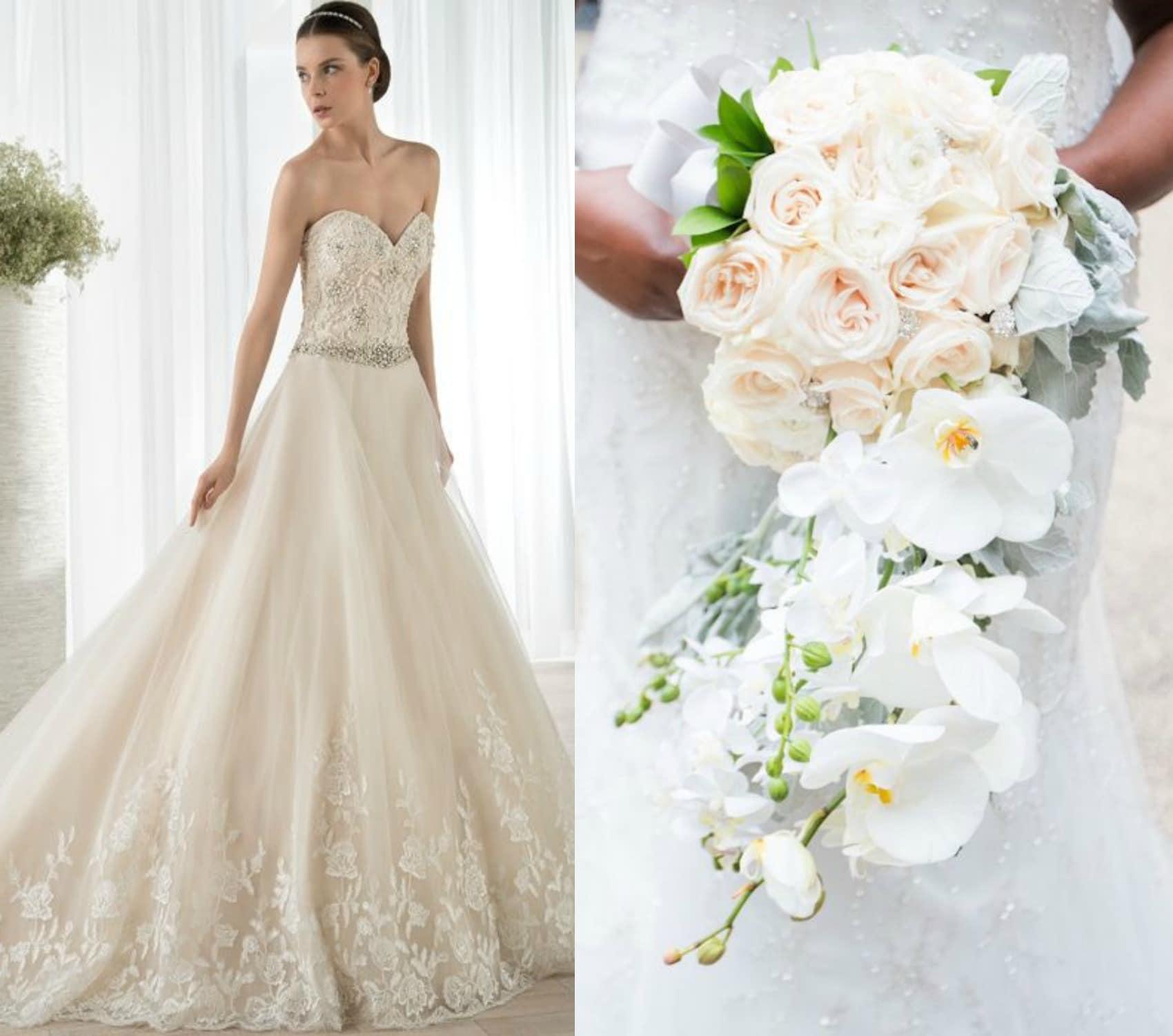 bruidsboeket inspiratie