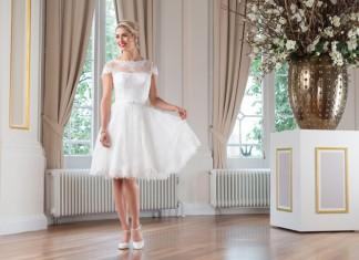 Mylène Sophie trouwjurk