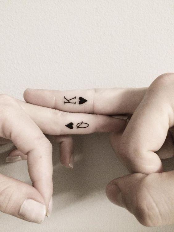 bruiloft tattoeage