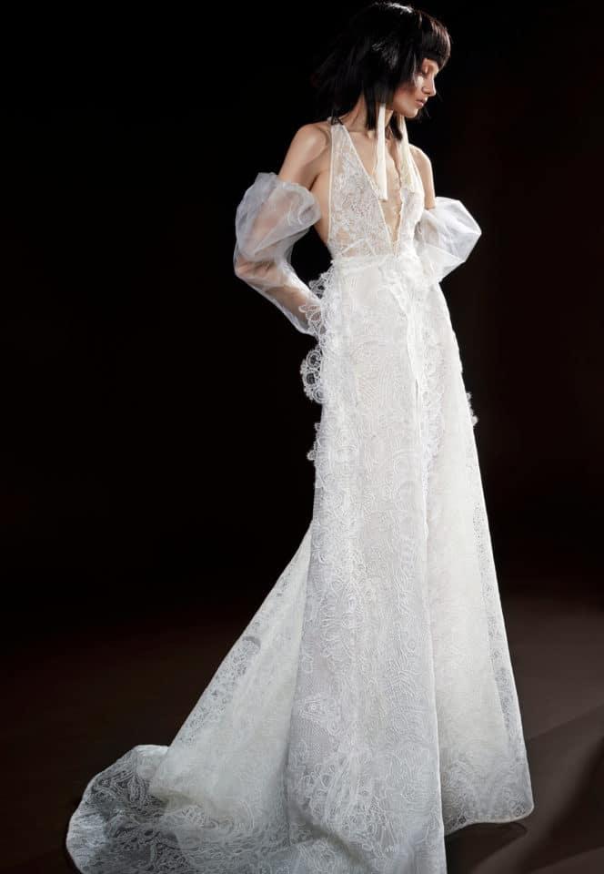 Vera Wang trouwjurk