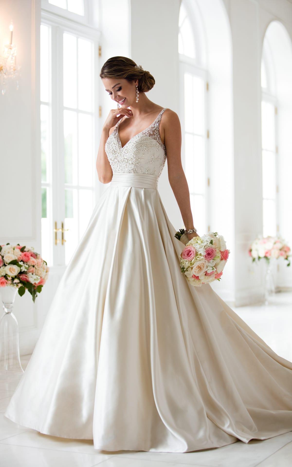 Stella York trouwjurk