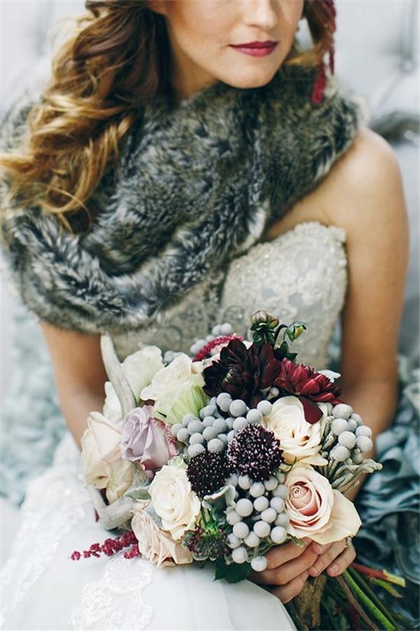 winter bruidsboeket 1