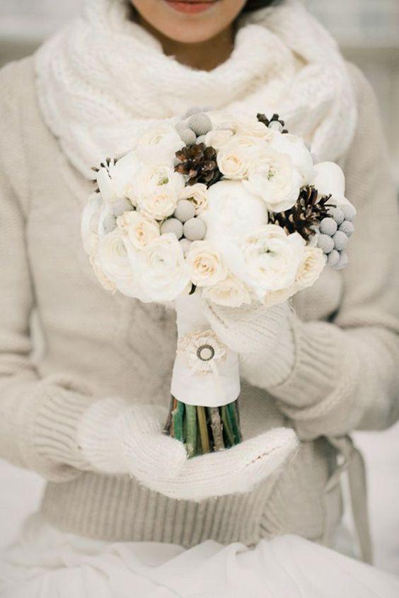 winter bruidsboeket 26