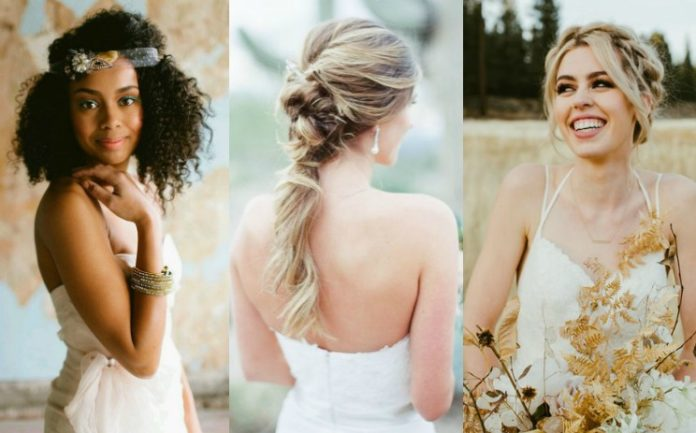 modieuze bruidskapsels