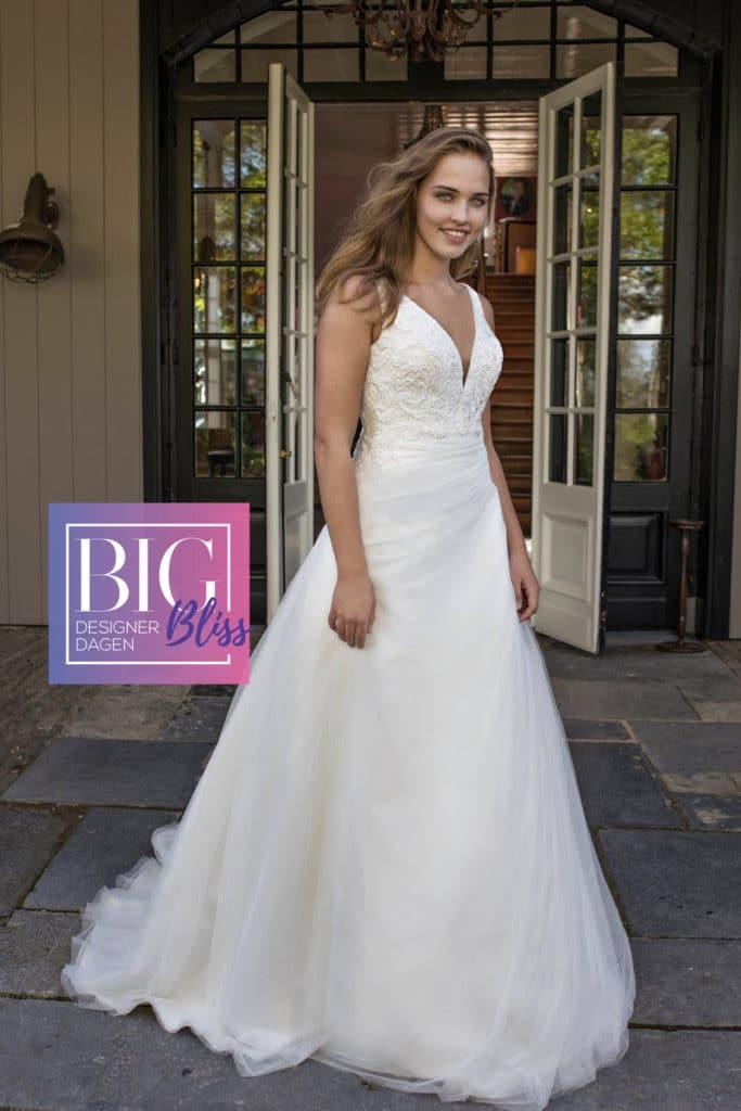 volslanke bruid