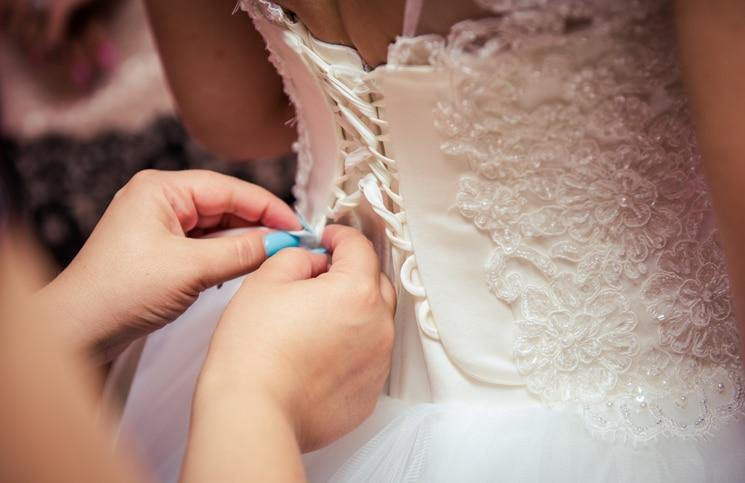 afvallen voordat je een trouwjurk koopt