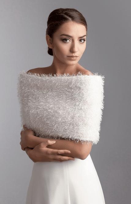 15 Jasjes En Stola S Voor De Aanstaande Bruid In White