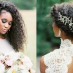bruidskapsels voor donkere vrouwen