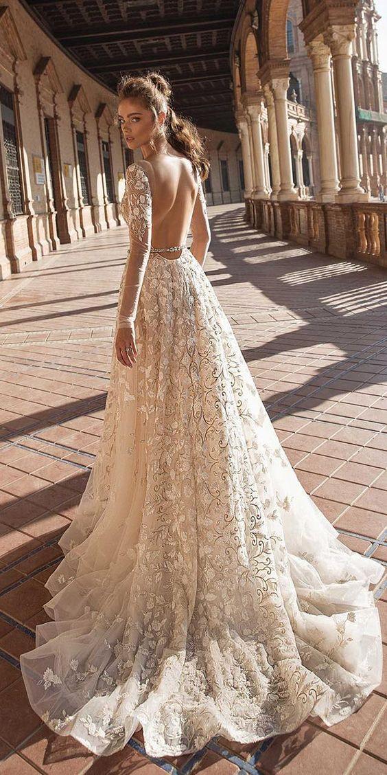 mooiste trouwjurken van Pinterest 6