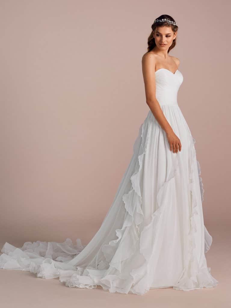 minimalistische trouwjurken 7