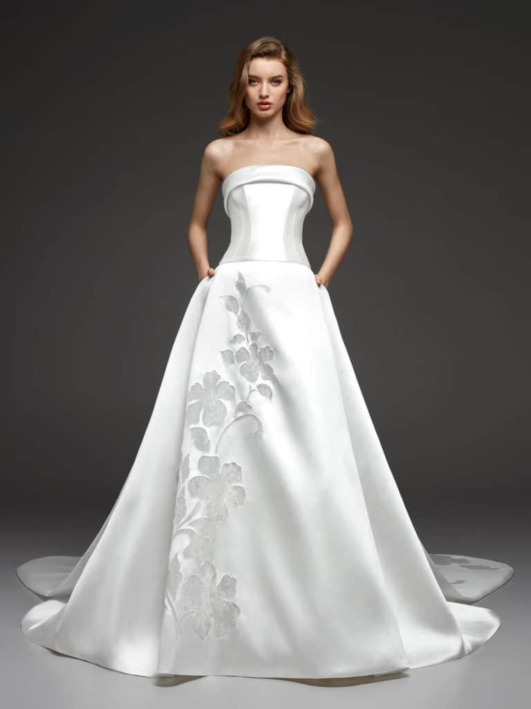 minimalistische trouwjurken 10