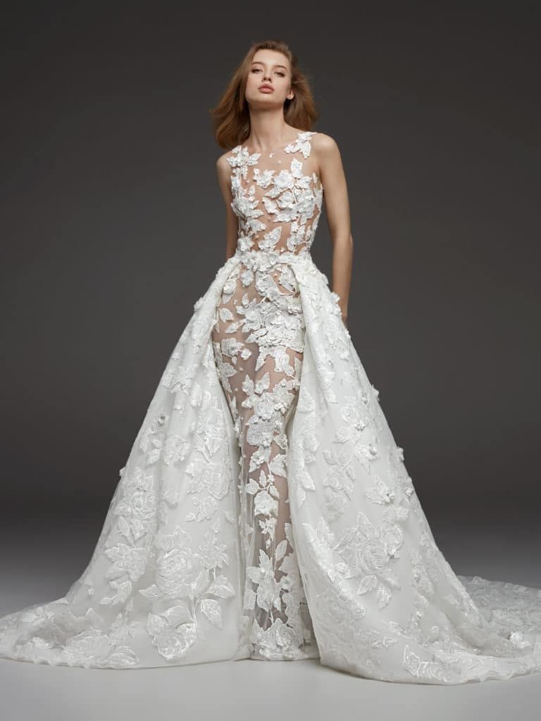 25 Of The Most Gorgeous Wedding Dresses We Found On