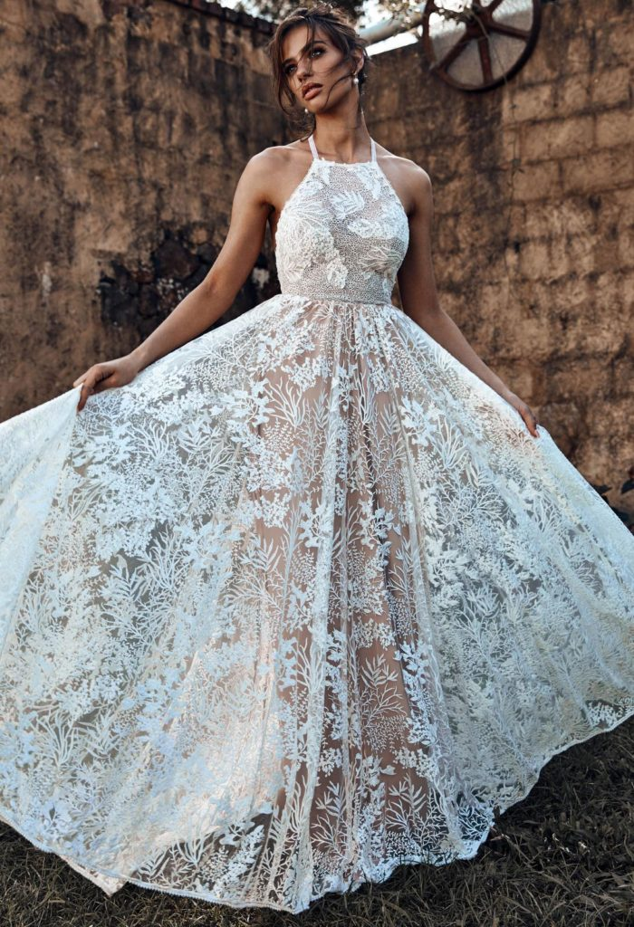mooiste trouwjurken van Pinterest 10