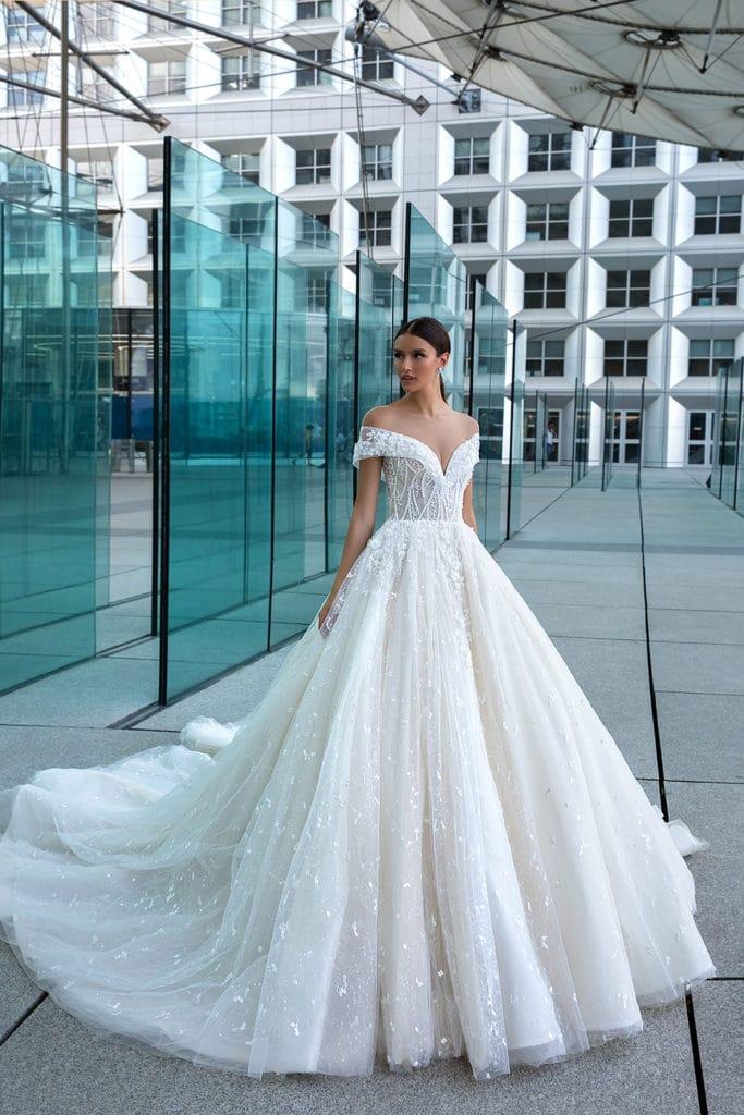 mooiste trouwjurken van Pinterest 2
