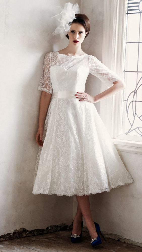 bruidsaccessoires bij je korte trouwjurk 5