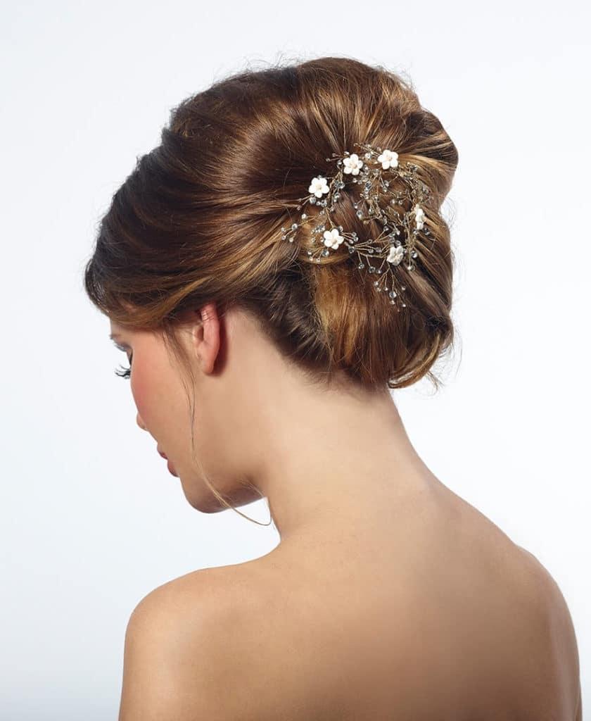 bruidskapsels met haaraccessoires 8