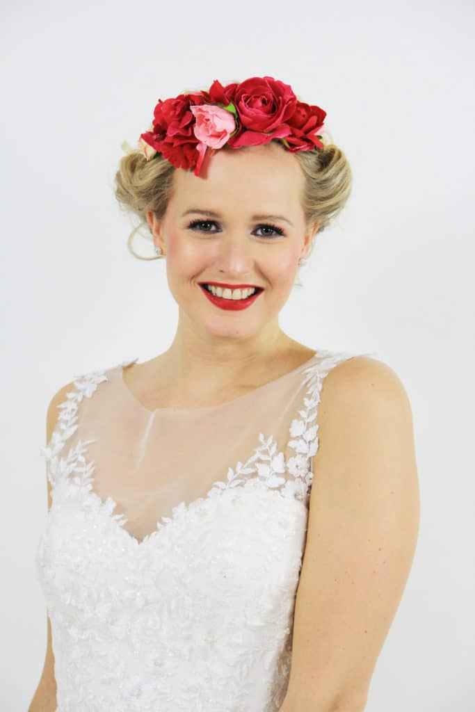 styling tips voor je trouwjurk 2