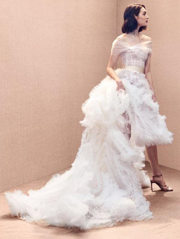korte trouwjurken voor fashionistas