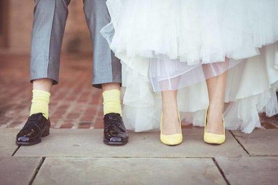 styling ideetjes voor bruid en bruidegom matching 4