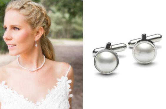 styling ideetjes voor bruid en bruidegom matching 5