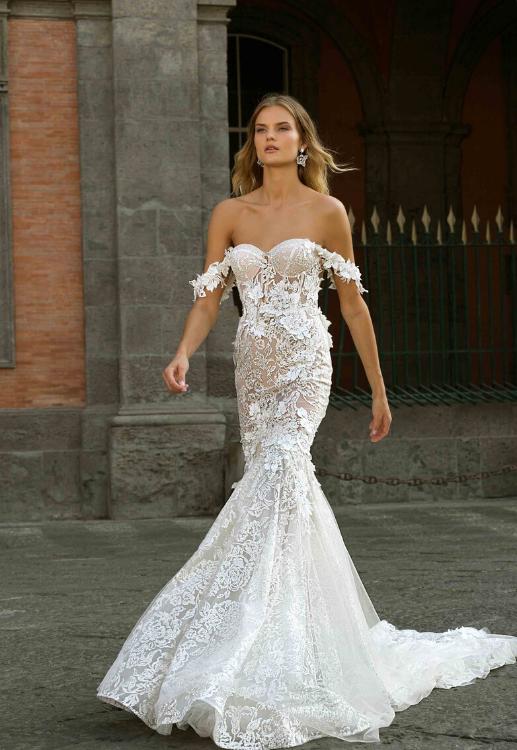 trouwjurken voor zomerbruid Bertal bridal